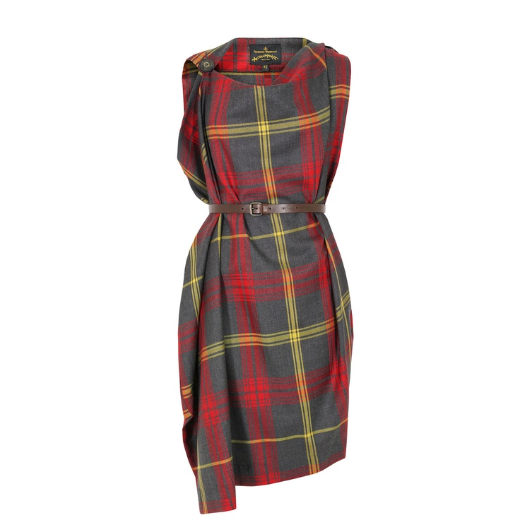 Vivienne westwood red tartan dress winter pinterest for Vivienne westwood wedding dress price
