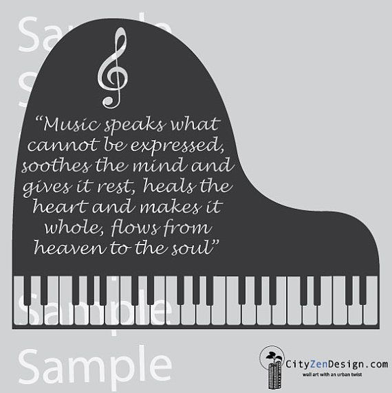 253 Best Images About Piano Music On Pinterest: 17 Best Piano Quotes On Pinterest