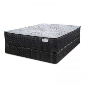 the serenade plush is a hybrid mattress made with high density support foam with mini wrapped