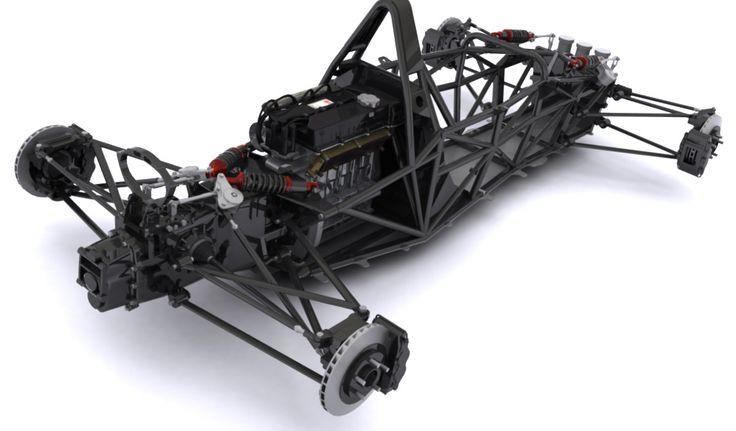 bac mono | Project CARS : construction BAC Mono - The Racing Line