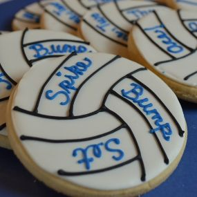sweet boutique hinsdale bakery sugar cookies volly balls