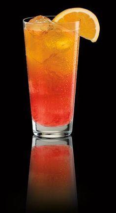 Cranberry Orange Juice with Captain Morgan® White Rum