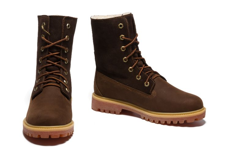Brown Leather Timberland Womens Boots,Fashion Winter 2016 New Timberland Women Boots