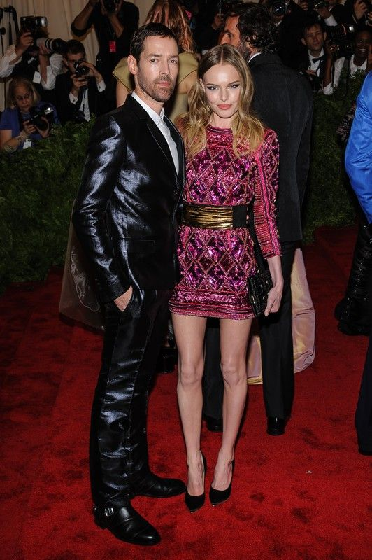 Kate Bosworth i Michael Polish na Met Gala 2013, fot. East News