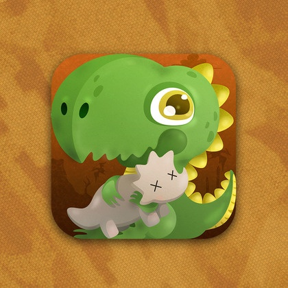 Baby Dino by Michela Tannoia