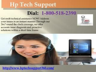 Just dial our toll-free number1-800-518-2390 HP tech support   Running into any technical error while using HP computer, laptop, desktop, printer, tablets etc, give us call at 1-800-518-2390 HP tech support and let us hear it. We assure you of efficient and quick support services.We do not want you to get disappointed using any HP devices by getting involved in any technical glitch. We Provide Best Technical Support For HP Related Queries in USA, Canada. For more information visit on this…