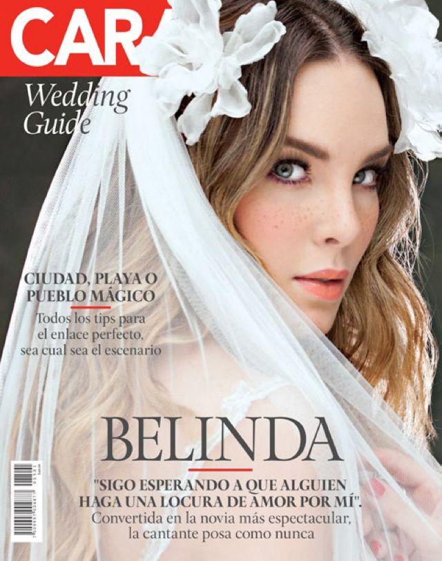 Revista Caras Wedding Guide Belinda