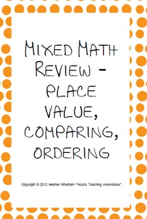 Math Worksheet FREEBIES Galore!