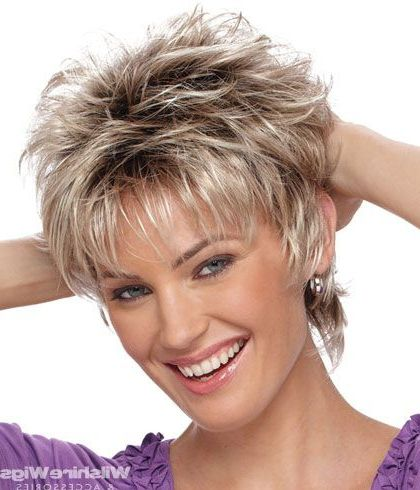 hair style medium shag hairstyles 2015 2016 hair and 5448