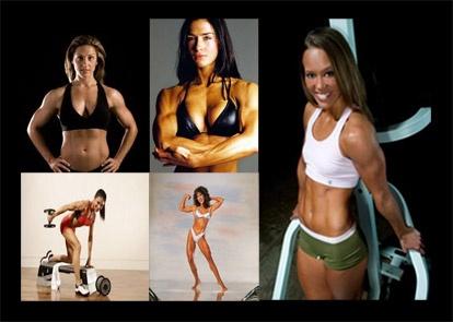 Frauen Bodybuilding Als Frau hat man es schwerer Muskelmasse aufzubauen, weil das männliche Hormon Testosteron fehlt. Die meisten Frauen sind ohne Steroide nicht imstande, sich solche Muskelberge anzueignen. Und eigentlich bedeutet Bodybuilding den Körper zu formen, denn ein trainierter Körper mit sanft definierten Muskeln ist immer nett anzusehen und sorgt auch noch für ein positives Körperfeeling.