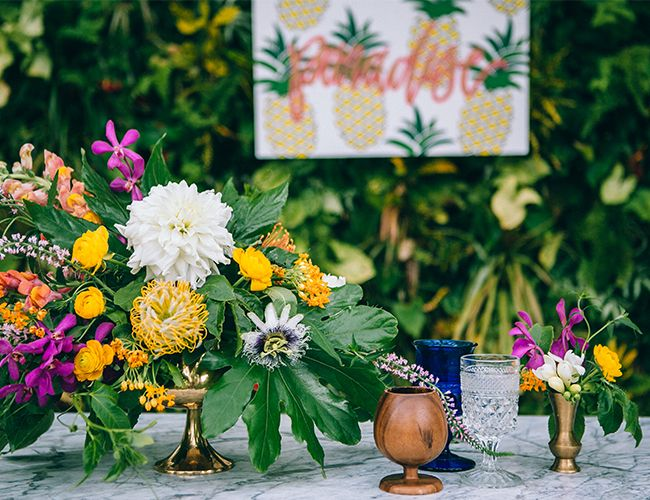 482 Best Tropical Wedding Ideas Images On Pinterest: 171 Best Images About Coral Wedding On Pinterest