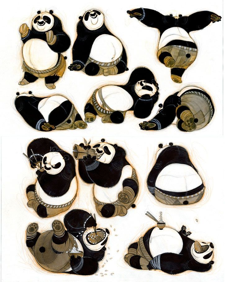Character Design Handbook : Best art of kung fu panda images on pinterest