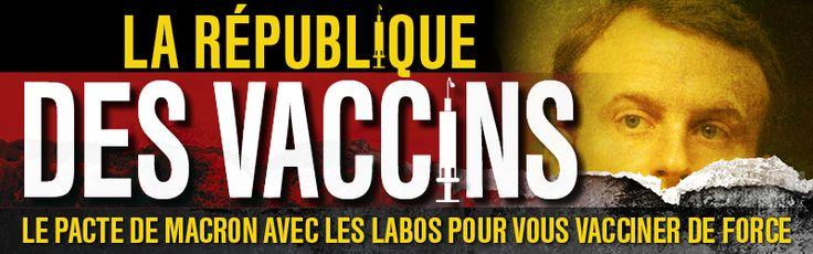 Ne laissons pas la République des Vaccins s'installer. Luttons contre le passage de 3 à 11 vaccins obligatoires pour les nourrissons.