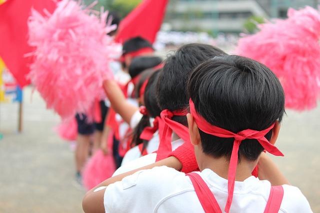 Undoukai by Pam S O, via Flickr