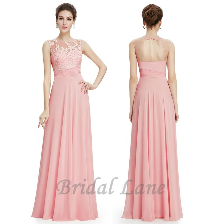 Pink evening dresses for matric ball / matric farewell in Cape Town - Bridal Lane ♥
