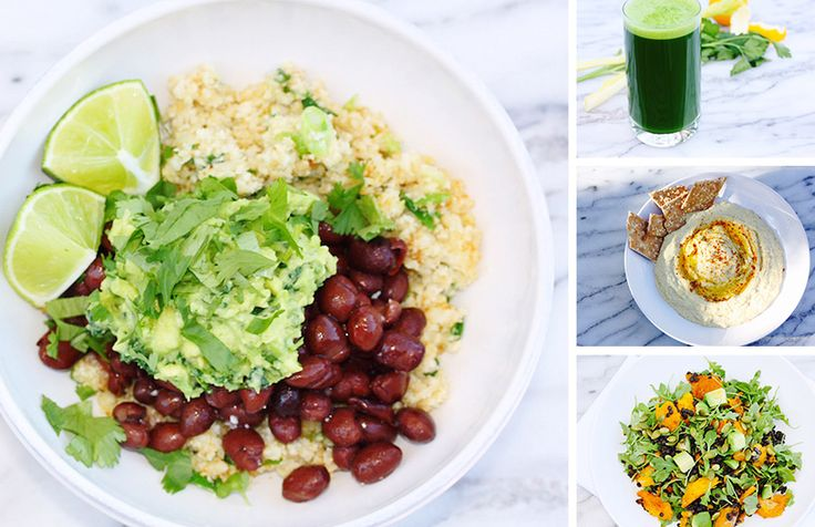 Gwyneth Paltrow's annual detox with a weeks worth or recipes for the whole day