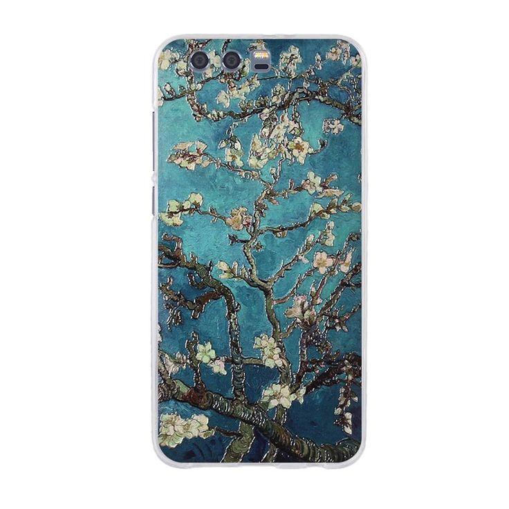 Huawei Honor 9 Case, FUBAODA Transparent Silicon TPU: Amazon.co.uk: Electronics