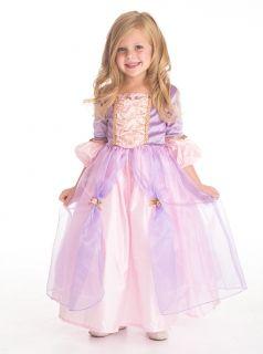 Rapunzel costume -  High Quality princess dress for girls. Lovely design girls fall in love.