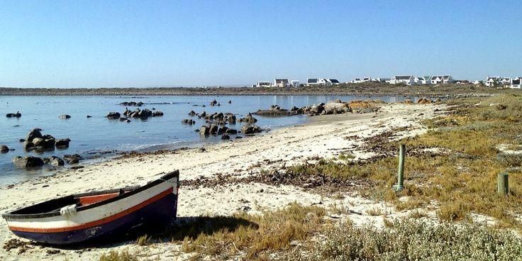 Jacobsbaai on the Cape West Coast near Cape Town.