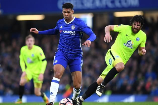 #rumors  Transfer news: Frank de Boer set to make Chelsea starlet Ruben Loftus-Cheek his first Crystal Palace signing