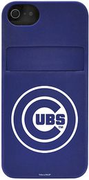 Tribeca - Chicago Cubs Cardholder Case for Apple® iPhone 5.  99cents on Clearance