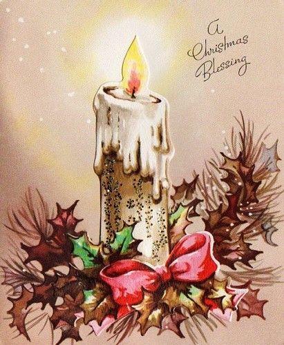 Pretty Layered Christmas Card 53Q   eBay