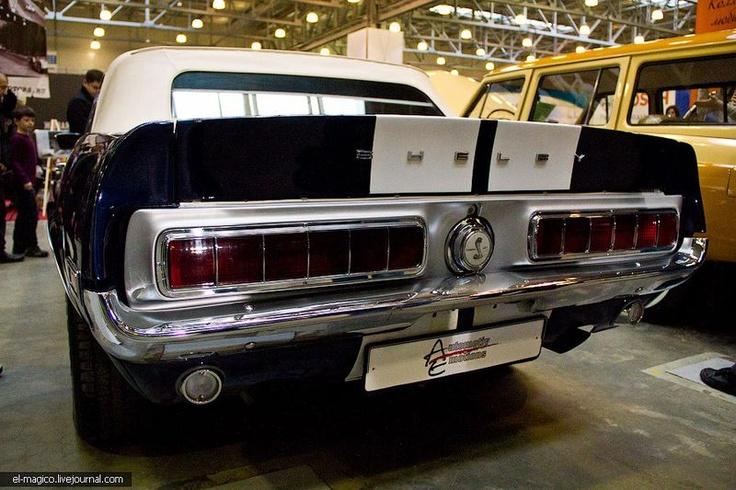 Форд Мустанг 67