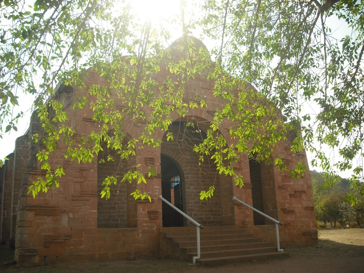 Iglesia en Cerro Colorado