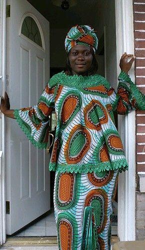 Sierra Leone ஐ Traditional Clothing ஐ Pinterest