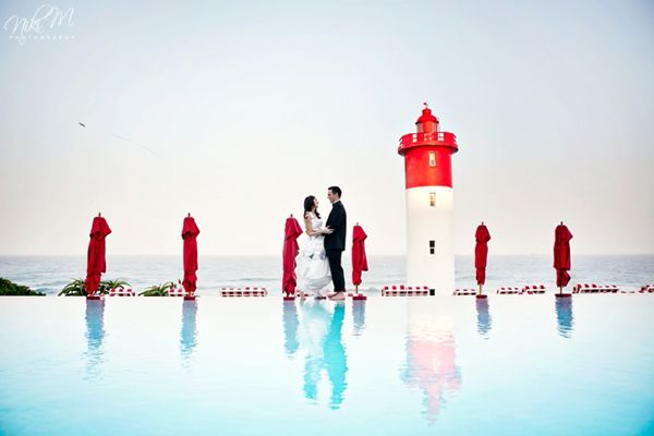 A Guide to destination weddings in #Durban via Runaway Romance and Niki M Photography - Full Post: http://www.brideswithoutborders.com/articles/destination-weddings-in-durban-south-africa
