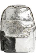 Мужской серебряный рюкзак OXS RUBBER SOUL, сезон SS 2016, арт. 7N0947T.999TAQT по цене 42500 руб. купить в интернет-магазине ЦУМ. Экспресс доставка, подарочная упаковка.