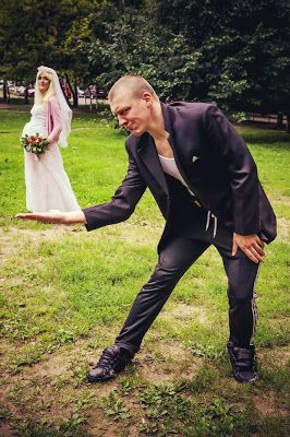 WTF RUSSIA: Russian Redneck Wedding