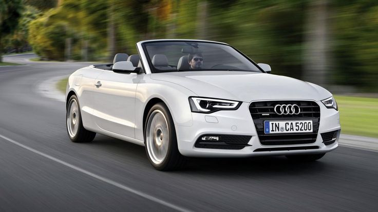 Audi A5 Cabriolet (2011 - 2016)  2015 Vacation langedouc rousillion - sixt rental