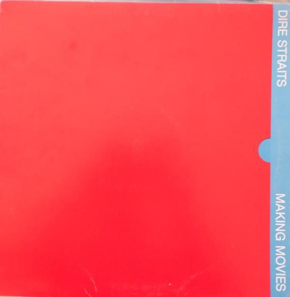 Dire Straits Making Movies 1980 Uk Issue Vinyl Lp Album 33 Rpm Record Rock Guitar Pop 80s Mark Knopfler 6359034 In 2020 Lp Albums Dire Straits Mark Knopfler