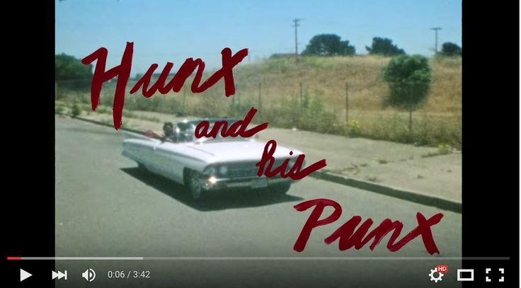 Hunx and his Punx | Lovers Lane — lipstick!