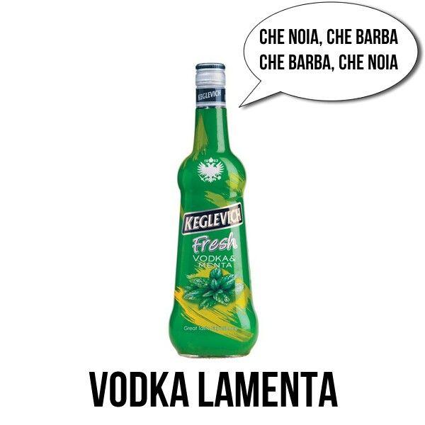 Vodka lamenta