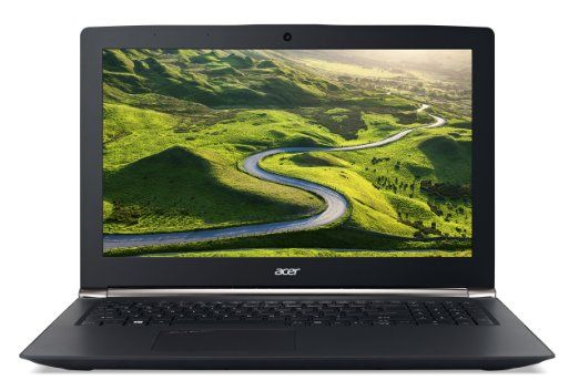 Amazon.com: Acer Aspire V15 Nitro Black Edition VN7-592G-71ZL 15.6-inch Full HD Notebook (Windows 10): Computers & Accessories