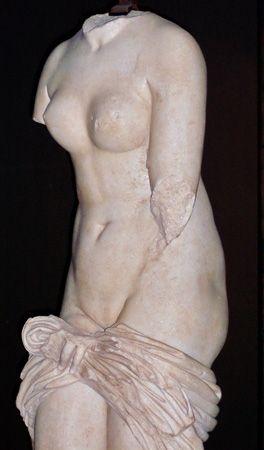 Venus of Lilybaeum, at Marsala Museum
