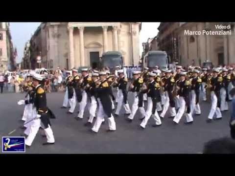 Giornata della Marina Militare - Banda Musicale e Silent Drill Team San ...
