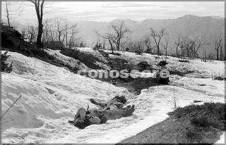 feb 1945 monte belvedere primo giorno attacco sul monte belvedere morti di entrambe le parti rimangono dove erano caduti
