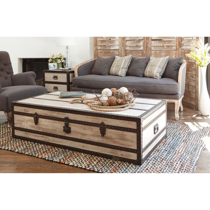 1000 images about great home ideas on pinterest the for Overstock trunk coffee table