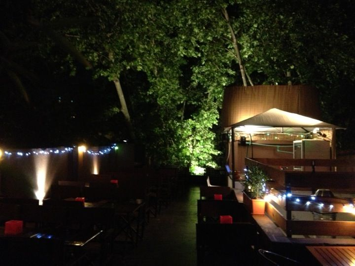 The Bowie in Baires, Buenos Aires C.F. Rooftop bar!