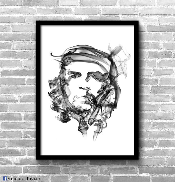 Che Guevara etsy.com/shop/octavianmielu facebook.com/mieluoctavian
