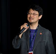 Yukihiro Matsumoto (born 14 April 1965) is a Japanese computer scientist and software programmer best known as the chief designer of the Ruby programming language