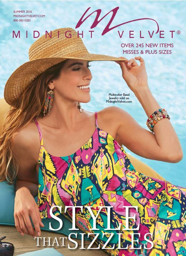 Style For Your Life from Midnight Velvet! Shop unique, stylish fashions for you and your home.