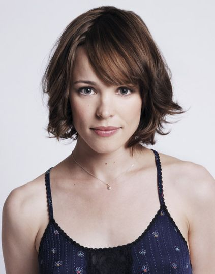 Rachel McAdams short shaggy bob | Hair Inspiration ...
