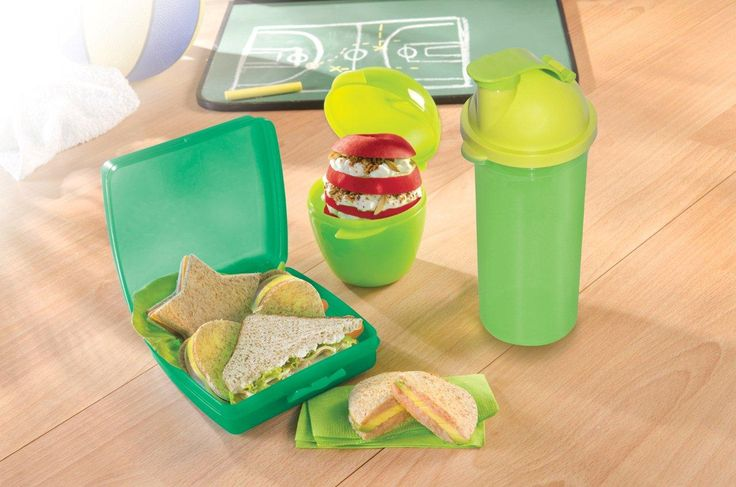 Te compartimos estas #ideas para un #lunch #nutritivo este #regreso a #clases