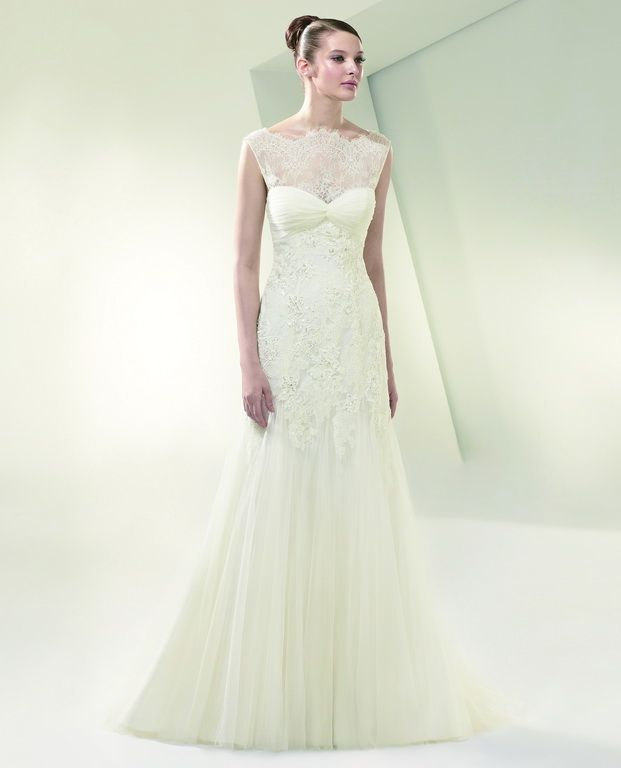 Beautiful by Enzoani wedding dress collection - BT14-11