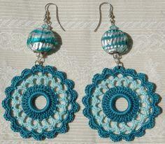 Free Crochet Spiral Earrings Pattern : 17 Best ideas about Crochet Table Runner on Pinterest ...