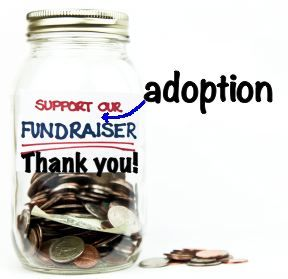 Some Great ideas here. How to fund your adoption through donation sites. #adoption #fundraising www.adoptlanguage.com